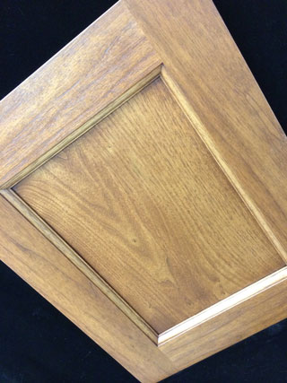 butternut cabinet door